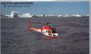 Australian Antarctic Territory, Polar, Air Letters, Helicopters