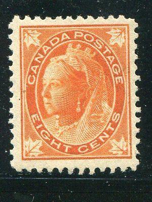 Canada  #72 Mint   VF NH  Cat $1200 -  Lakeshore Philatelics