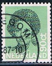 Netherlands 623, 90c Queen Beatrix, used, VF