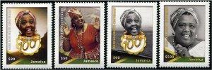 HERRICKSTAMP NEW ISSUES JAMAICA Miss Lou