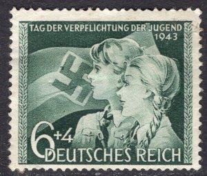 GERMANY SCOTT B230