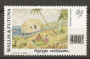 Wallis and Futuna Islands C175 1994 Landscape Painting NH