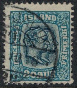 Iceland #79   CV $6.75