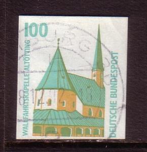 Germany  MiNr 1534 / used / 1991