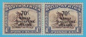 Kenia Uganda Tanganyika 89 Paar Postfrisch Og Kein Fehler Extra Fein