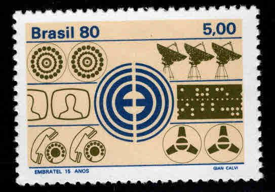 Brazil Scott  1709 MNH**  stamp