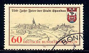 Germany Berlin Scott # 9N471, used