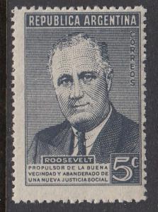 Argentina 551 mint