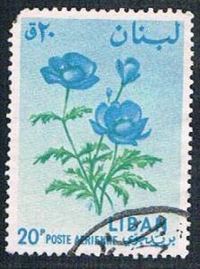 Lebanon C393 Used Anomone (BP277)