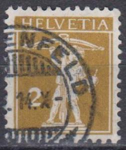 Switzerland #149 F-VF Used CV $8.00 (B2661)
