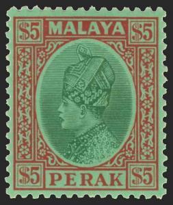 Malaya / Perak Scott 69-83 Gibbons 88-102 Mint Set of Stamps