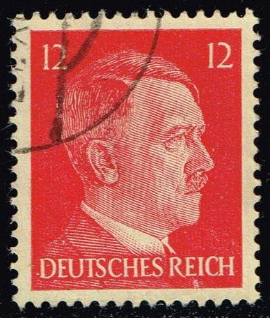 Germany #511B Adolph Hitler; Used (0.45)