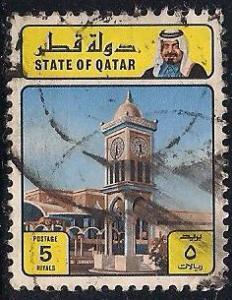 Qatar 626 Used