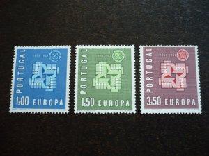 Europa 1961 - Portugal - Set