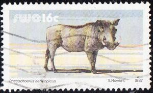Namibia #557   Used