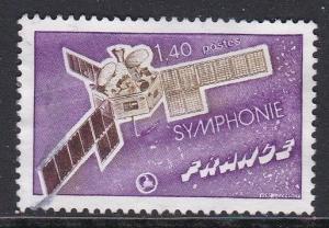 France #1485 F-VF used Symphonie Satellite