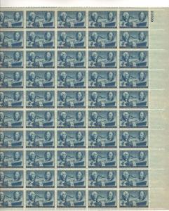 US 947 - 3¢ Washington and Franklin Unused
