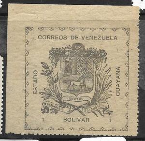 VENEZUELA (PP2404B)  GUYANA STATE SC 15  MOG