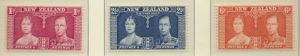 New Zealand Stamps Scott #223 To 225, Mint Never Hinged - Free U.S. Shipping,...