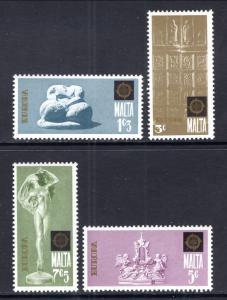 Malta 480-483 MNH VF