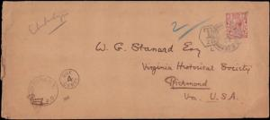 Great Britain, Postage Due