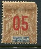 Guadeloupe #84 Mint