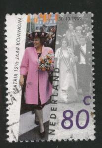 Netherlands Scott 818 Used 1992 stamp
