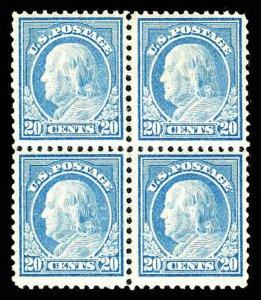 U.S. WASH-FRANK. ISSUES 515  Mint (ID # 83884)