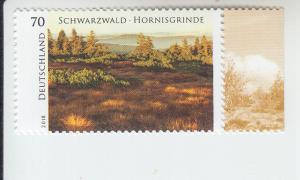 2018 Germany Landscape Wild Germany (Scott NA) MNH