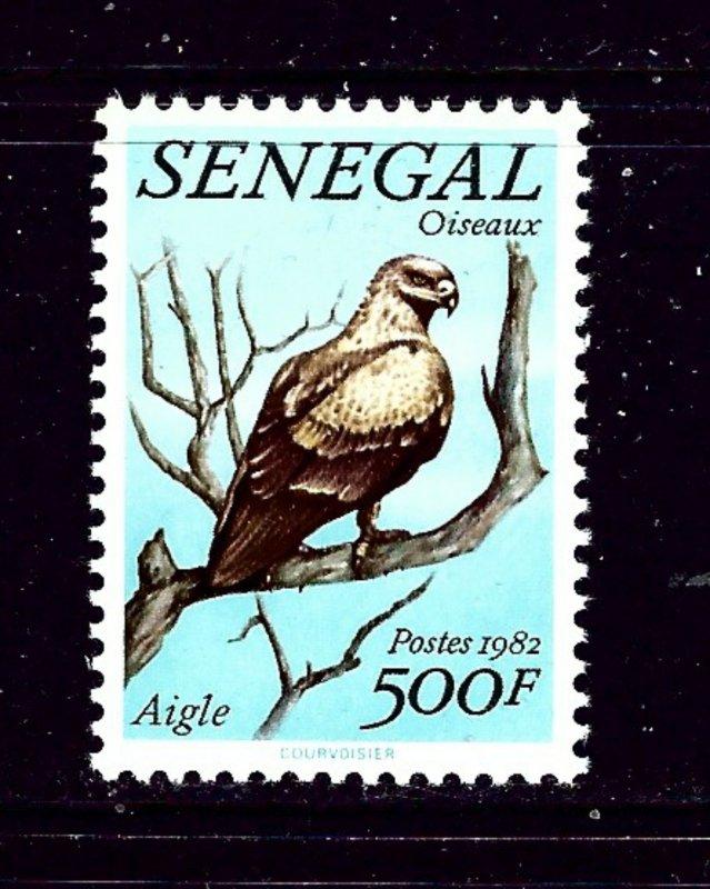 Senegal 582 MNH 1982 Eagle