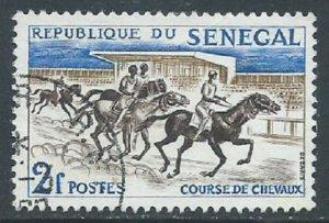 Senegal, Sc #204, 2fr Used