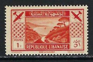 LEBANON C50 MOG 96G