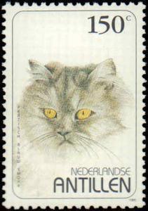 1995 Netherlands Antilles #750-754, Complete Set(5), Never Hinged