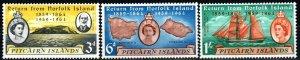 Pitcairn Islands #32-4  MNH  CV $2.70 (X9709)