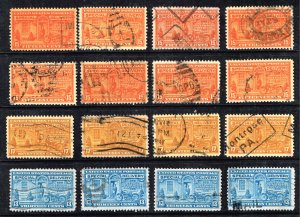 US STAMP BOB SPECIAL DELIVERY USED STAMPS COLLECTION LOT #1