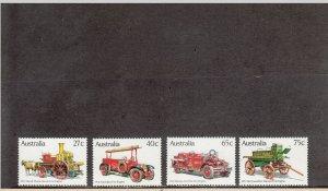 AUSTRALIA *857-860 MNH 2019 SCOTT CATALOGUE VALUE $3.60