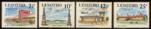 Lesotho 1969 SC# 67-70 MNH L156