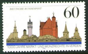 Germany Scott 1436 MNH** 1985 stamp