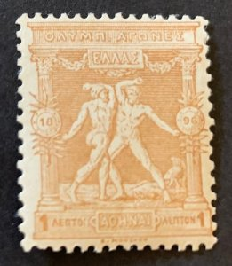 STAMP STATION PERTH Greece #117 Olympics Issue  MH 1896