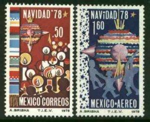 MEXICO 1165, C588, Christmas Season. MINT, NH. VF.
