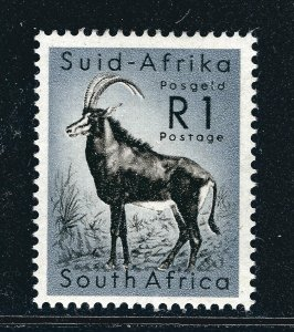 South Africa #253 Mint VF ..Fill a Key spot!