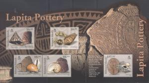 Pottery & Sea Snails