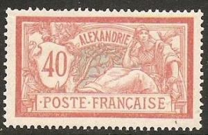 1902 Alexandria Scott 26 Liberty and Peace MH