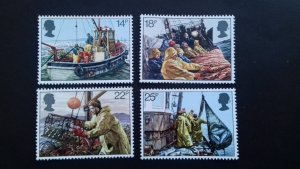 Great Britain 1981 100th Anniversary of Royal National Mission of Fishermen
