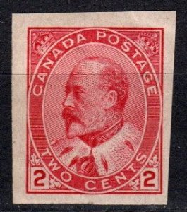 Canada #90A  F-VF Unused CV $40.00 (X3257)