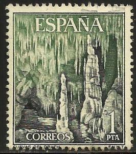 Spain 1964 Scott# 1207 Used