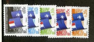 FR S ATLANTIC TERR 391-5 MNH SCV $2.20 BIN $1.25