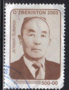 UZBEKISTAN  SC# 273  USED  2003    SEE SCAN