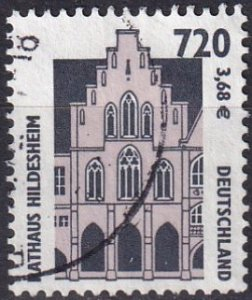 Germany #1860  F-VF Used CV $6.00 (Z1331)