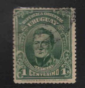 Uruguay Scott 188 Used